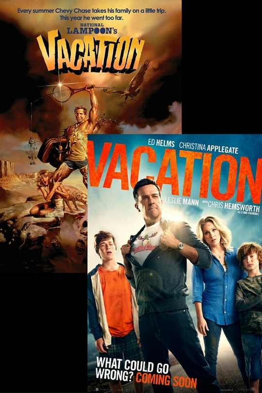 Episode #008: Vacation 1983 vs 2015