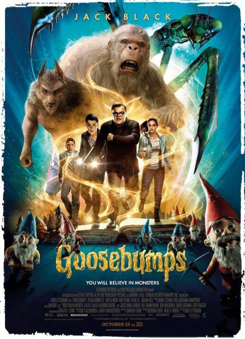 Episode #004: Goosebumps (2015)