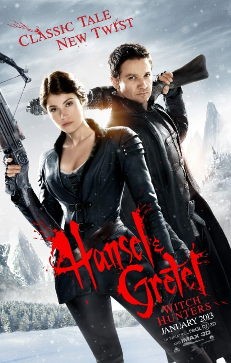 Hansel & Gretel Movie Poster