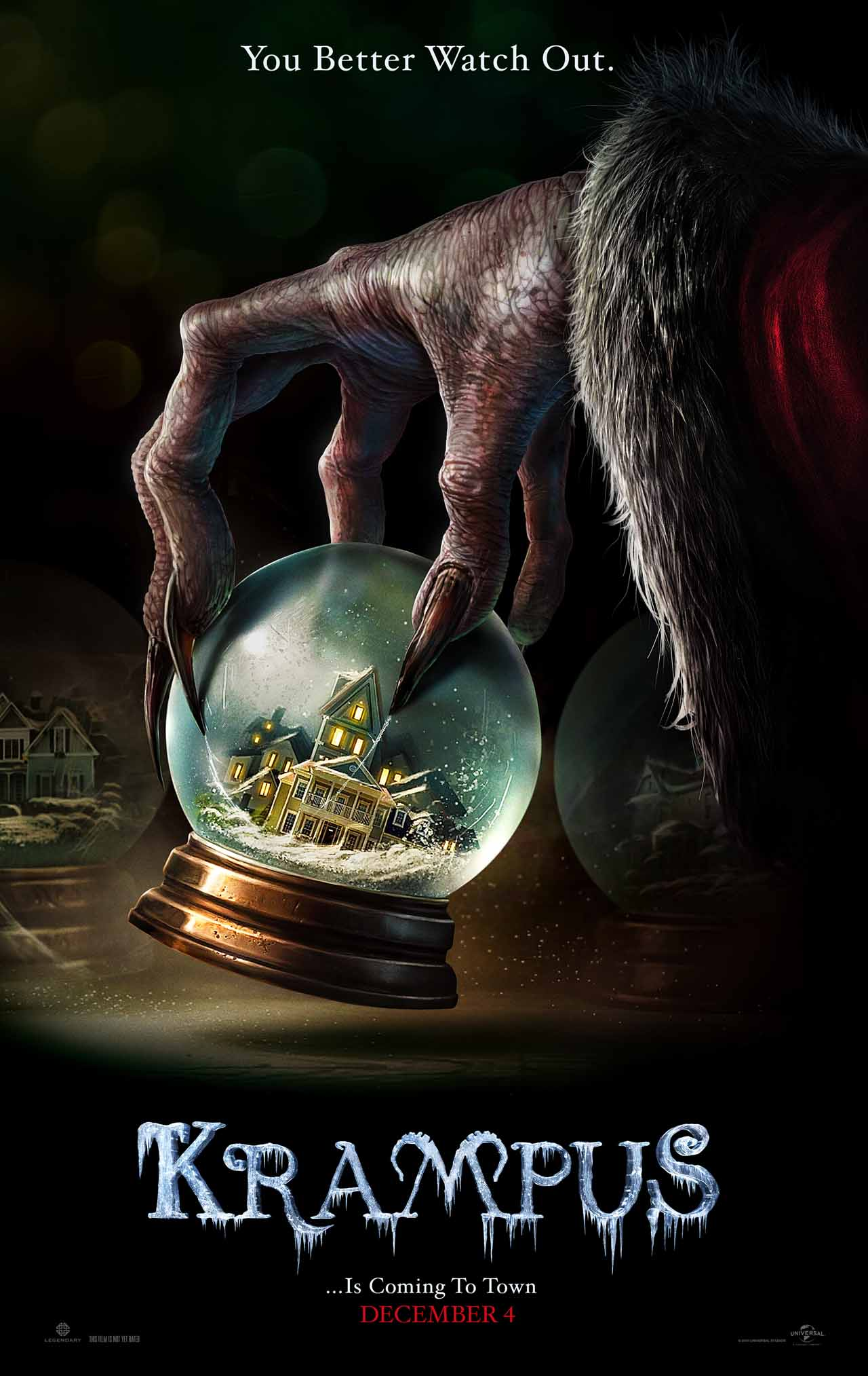 Episode #015: Hush! Krampus.