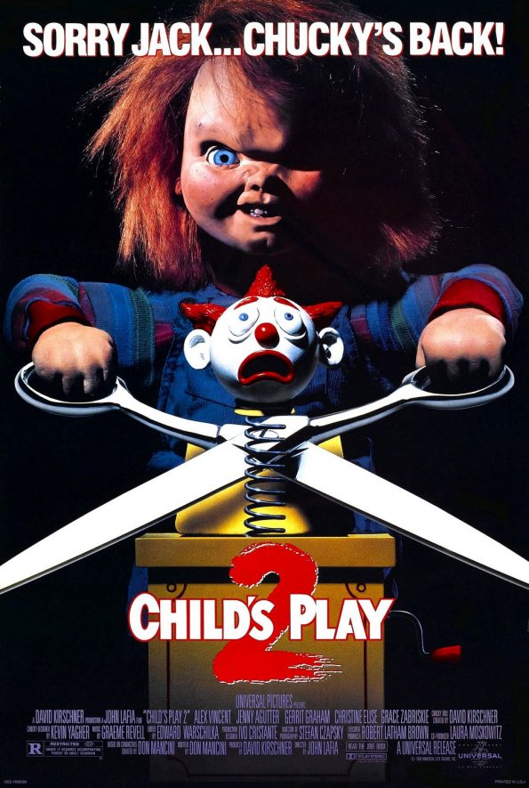 Poster - Child's Play 2